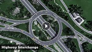 Highway Interchange in a rural area - Cities Skylines ...