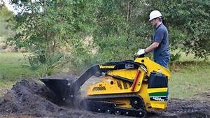 VERMEER S405TX MINI SKID STEER | Barossa Valley Hire