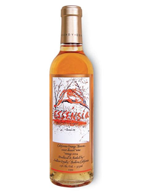 quady essensia orange muscat 2006 review