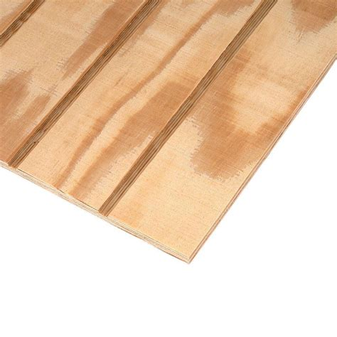Plytanium Plywood Siding Panel T111 4 In Oc (common 11