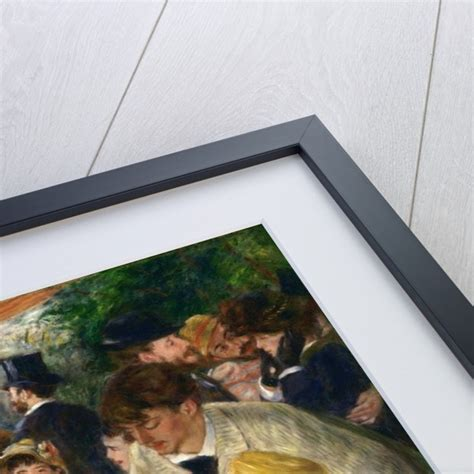 Luncheon Of The Boating Party By Pierre Auguste Renoir Analysis by Luncheon Of The Boating Party Posters Prints By Pierre