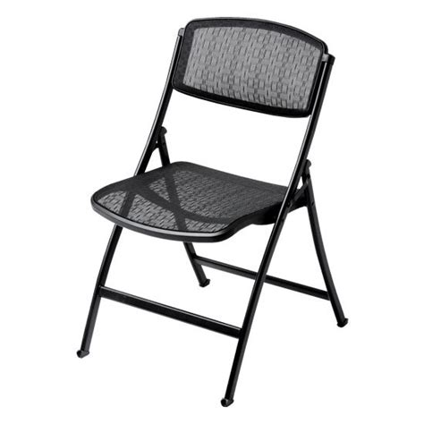 mesh one folding chair trident furniture