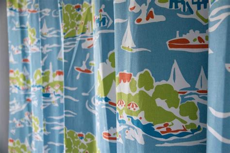Before-and-after Kids Nautical Bathroom How To Hang Shower Curtain Without Rod Small Bathroom Ideas With Lost The Man Behind Cast Attach A Fix Brackets Decorative Clips Make Easy Curtains Lining Modern Farmhouse