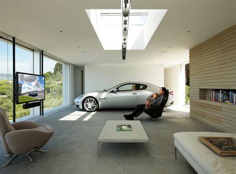 Garage Design Contest By Maserati