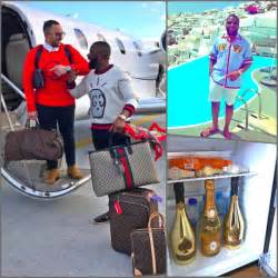 the jets lavish vacations more the extravagant lifestyle of big boy hushpuppi