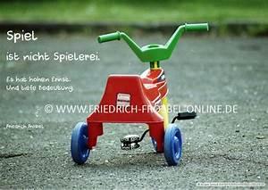Poster Mit Sprüchen : kindergarten poster zum spiel fr bel ~ Markanthonyermac.com Haus und Dekorationen