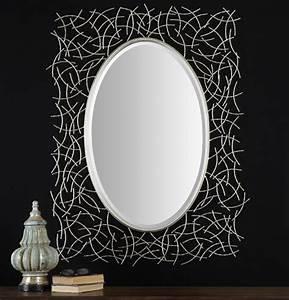 Wandspiegel Antik Silber : 30 wandspiegel in silber moderne und antike designs im barockstil ~ Whattoseeinmadrid.com Haus und Dekorationen