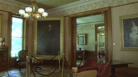B Home Interiors :  Rutherford B. Hayes' Home