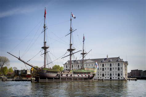 Scheepvaartmuseum Amsterdam Wiki by File Replica Voc Schip Amsterdam Jpg Wikipedia