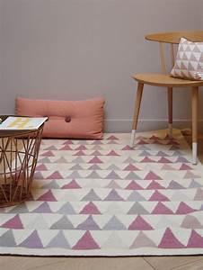 Rosa Grau Teppich : rosa teppich ~ Markanthonyermac.com Haus und Dekorationen