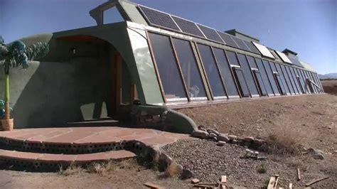 maison autonome visite de l int 233 rieur d un earthship moderne