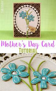 DIY Mother's Day Card: 3D Die Cut - Crafts Unleashed