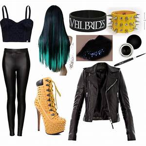 edgy - Polyvore - image #1096439 by awesomeguy on Favim.com
