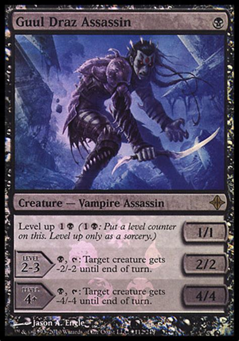 Mtg Assassin Token Deck by Index Of Cards New Rise Of The Eldrazi