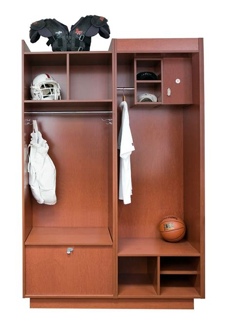 What Do You Play?  Determining Your Sports Locker Layout