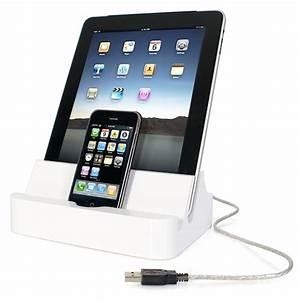Ipad Iphone Ladestation : ipadock f r iphone und ipad doppel dock mit vielen ports f rderland ~ Markanthonyermac.com Haus und Dekorationen