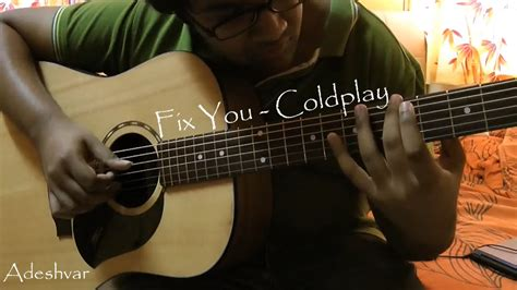 Coldplay Guitar Fingerstyle Cover (with Tabs