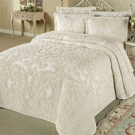 california king size chenille bedspreads