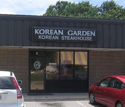 asian garden cary nc korean garden reviews menu cary 27511