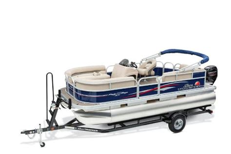 Party Boat For Sale Miami by Sun Tracker Party Barge 18 Dlx Boats For Sale In Miami