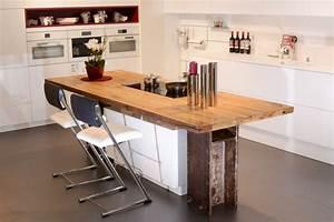Industrial Design Möbel : kochinsel mit altholz und industrial design industrial k che m nchen von mangostil ~ Markanthonyermac.com Haus und Dekorationen