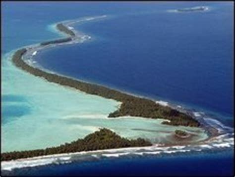 low lying pacific islands growing not sinking news