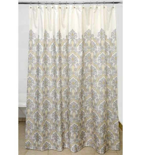 grey and white damask curtain for shower useful reviews of shower stalls enclosure