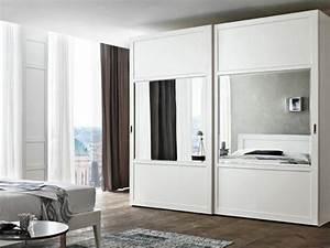 Kleiderschrank Schiebetüren Spiegel : der kleiderschrank mit schiebet ren m bel f r modische frauen ~ Markanthonyermac.com Haus und Dekorationen