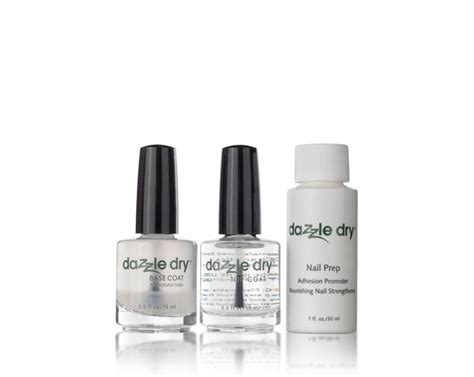Dazzle Dry, A Quick-dry Nail Polish System That Works