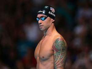 Anthony Ervin Returning for Olympic Gold As the Oldest ...