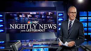 Watch NBC Nightly News Episodes - NBC.com