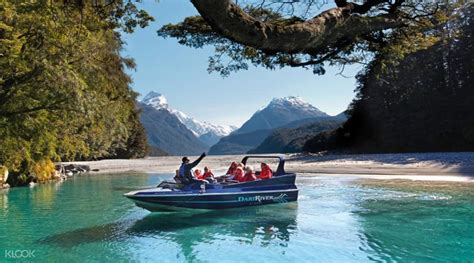 Jet Boat Queenstown Age Limit by Queenstown Green Gold Tour Klook