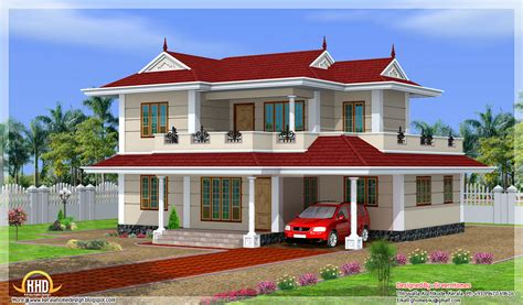 2 Bhk Home Design In India : 2250 Sq Ft 4 Bhk Double Storey House Design