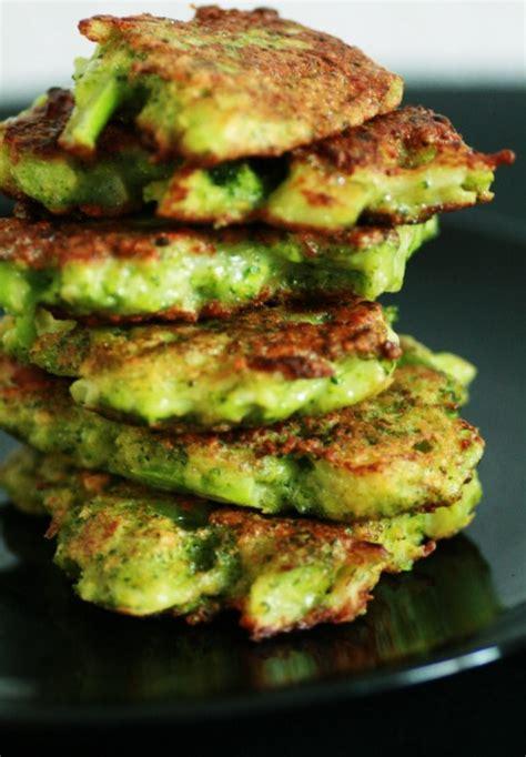 galette de brocoli au parmesan zekitchounette