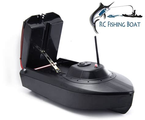 Remote Control Boat For Surf Fishing by Rc Fishing Boat With Bait Casting Waterproof