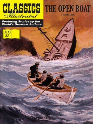 The Open Boat By Stephen Crane Setting by Classics Illustrated Series 183 Overdrive Rakuten