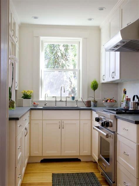 Best Ideas For Small Galley Kitchen Design  Modern Kitchens