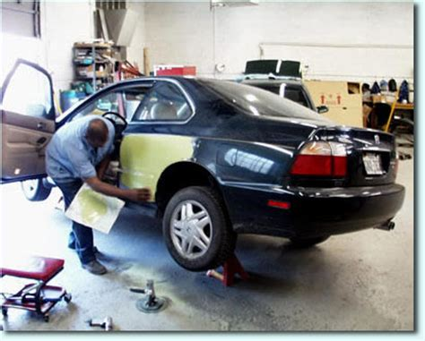 Five Things To Look For In A Body Shop In Green Valley