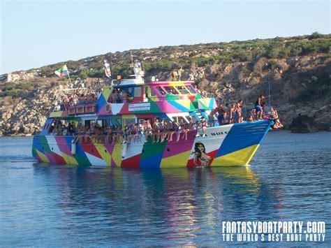 Fantasy Boat Party fantasy boat party in ayia napa fantasy boat party