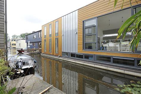 Woonboot Te Koop Muiden by Woonboot Woonark Amsterdam Ijsbaanpad Abc Arkenbouw