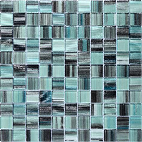 30 Ideas Of Using Glass Mosaic Tile For Bathroom Backsplash