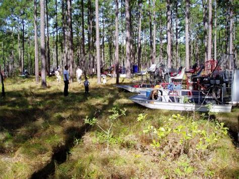 Quick Slick Airboat by Jimmy White Southern Airboat