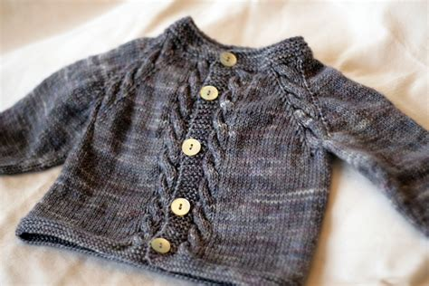 Pretty Knitted Baby Sweater Patterns