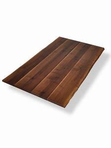 Nussbaum Platte Kaufen : tischplatten mit baumkante nussbaum ast mit splintanteil ~ Markanthonyermac.com Haus und Dekorationen