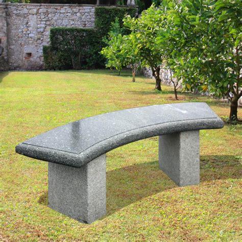 Granit Bank »almada« Für Den Garten • Gartentraumde