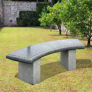 Basteltipps Für Den Garten : granit bank almada f r den garten ~ Markanthonyermac.com Haus und Dekorationen