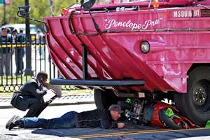Duck Boat Kills Woman by Woman Killed By Duck Boat While Riding A Motor Scooter