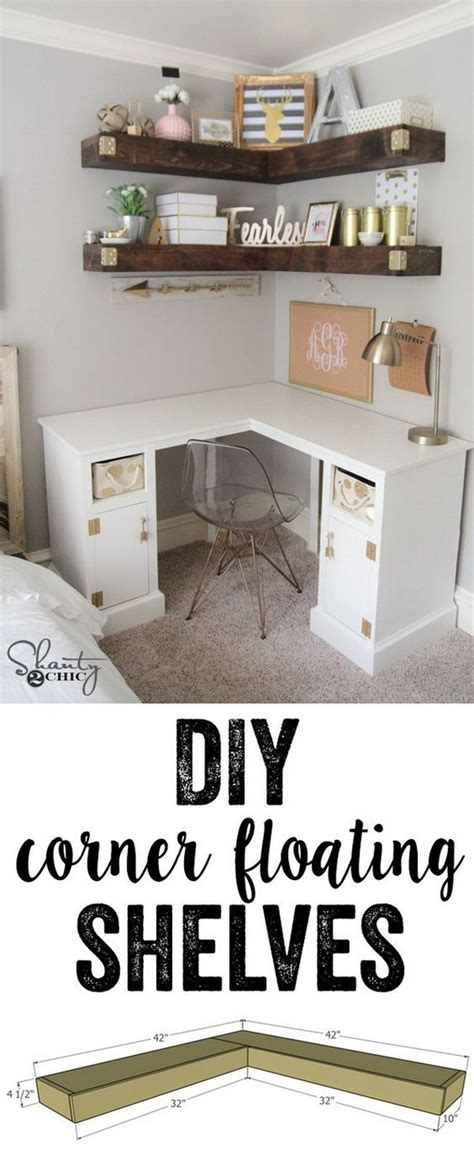 20+ Stylish Diy Shelves With Lots Of Tutorials  Noted List