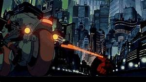 LMU_ANIMATION: Akira: The Great Influence To Many Great Works