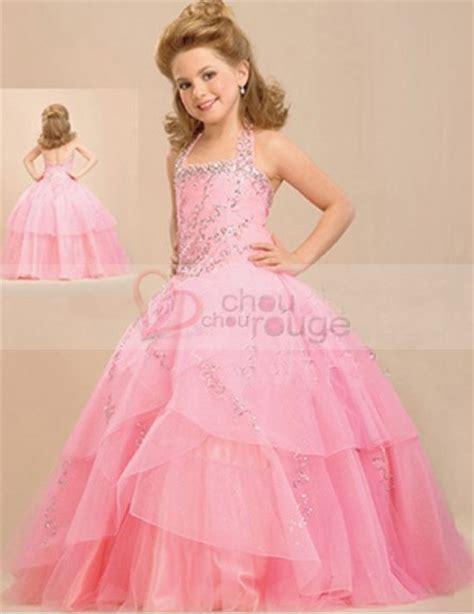 robe de princesse pour fille mariage